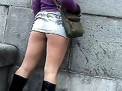 Upskirt video voyeur gallery